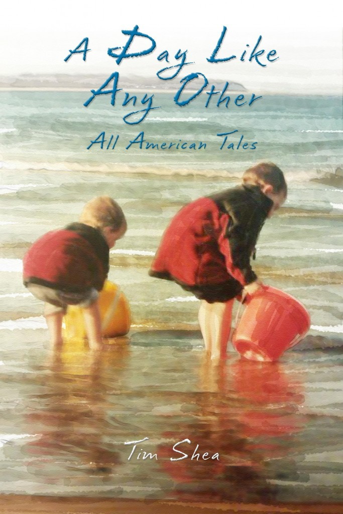 A Day Like Any Other cover final wo line