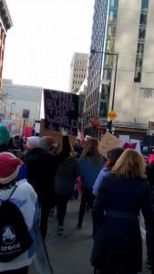 Women's March Denver 2017
