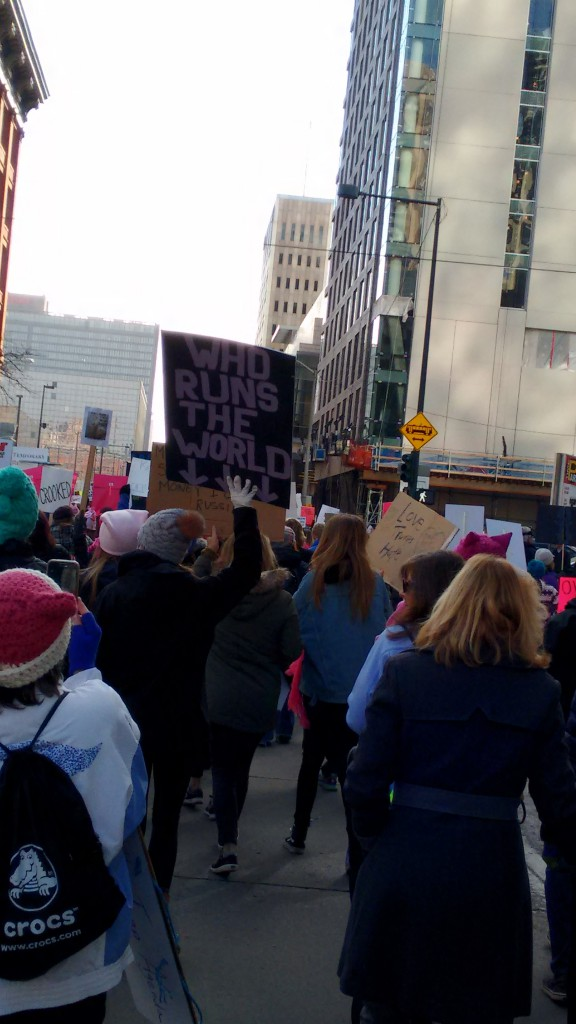 Women's March Denver 2017