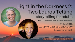 Storytelling with Laura Packer